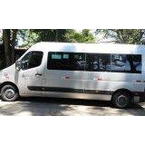 Serviços de locações de Van no Monte Cabrão