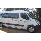 Transfer de Van no Jardim Aeroporto