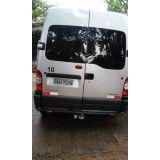Translado com Van na Vila Santo Henrique