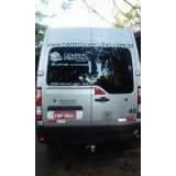 Van para Locação com Motorista na Vila Gilda