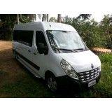 Vans para locações com Motorista no Parque Pinheiros
