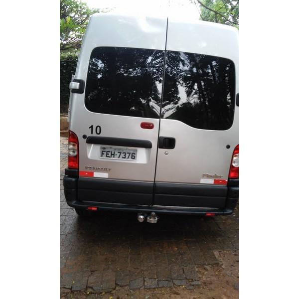 Translado com Van no Parque Campolim - Serviço de Translado em Diadema