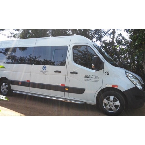 Translado de Van em Sapato Branco - Serviço de Translado em SP