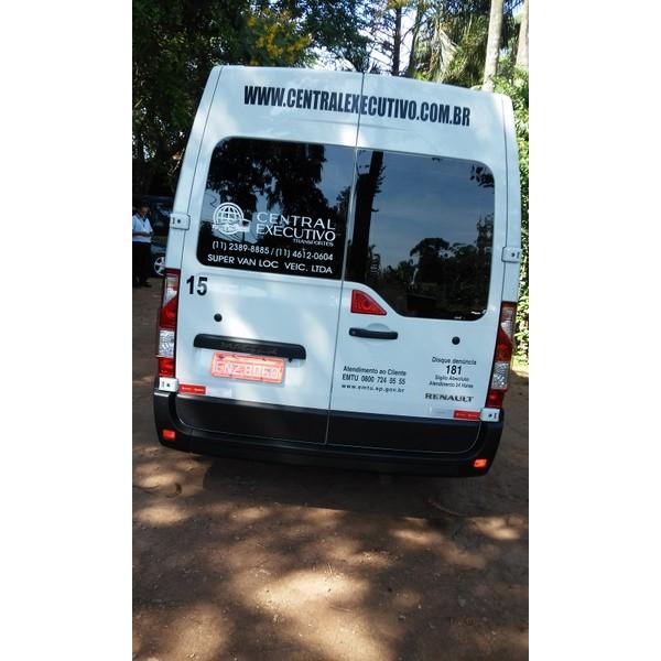 Translado para Aeroporto na Cidade Luiza - Translado de Van
