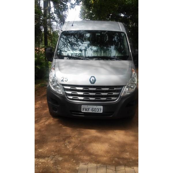 Translados com Van no Jardim Samambaia - Empresa para Translado