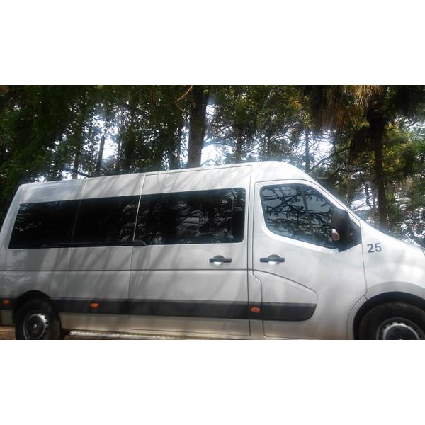 Valor Aluguel de Vans Executivas na Eldorado - Micro ônibus Locação