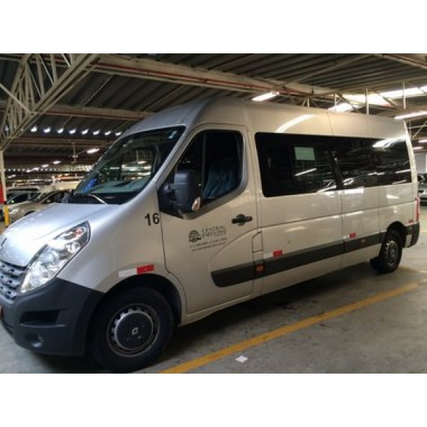 Valor da Locação de Van na Chácara Pousada do Vale - Locadoras de Vans