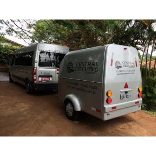 Valor da Locação de Vans na Vila Alzira - Aluguel de Van em Barueri