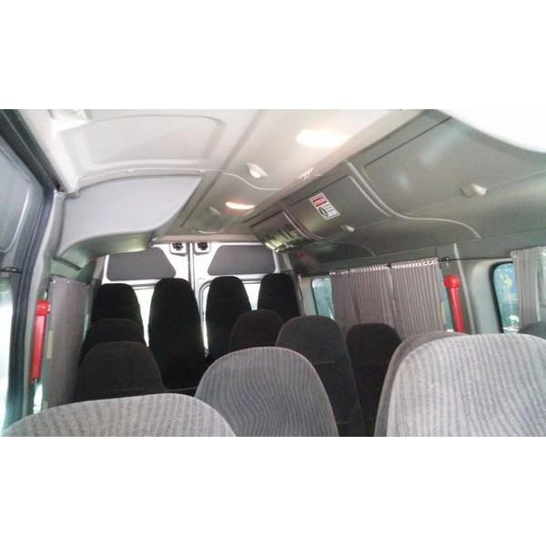 Valor de Aluguel de Vans Executivas na Vila Francisco Mattarazzo - Locação Micro ônibus