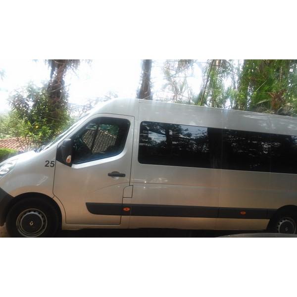 Valores de Aluguel de Vans Executivas na Vila Reis - Micro ônibus Locação