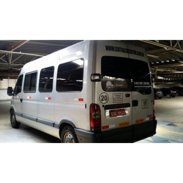Van para Alugar na Vila dos Andrades - Van para Transporte de Passageiros