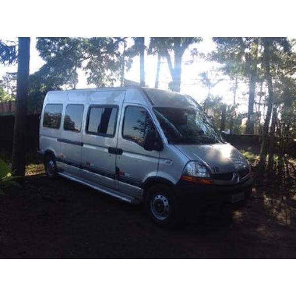 Van para Turismo na Chácara dos Eucalíptos - Aluguel de Vans São Paulo