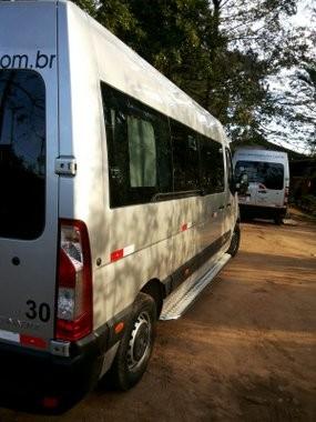 Vans para Locação Preço Baixo no Parque Andreense - Vans para Alugar em SP