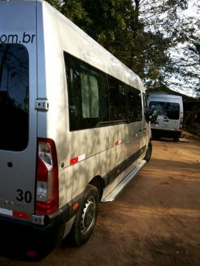 Vans para Locação Preço Baixo no Parque Espelho D'Água - Aluguel de Vans SP Preço