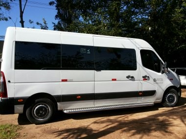 Vans para Locação Valor no Bosque Maia - Preço de Aluguel de Van